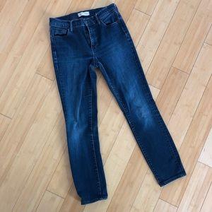 "Madewell 9"" High Riser Jeans"